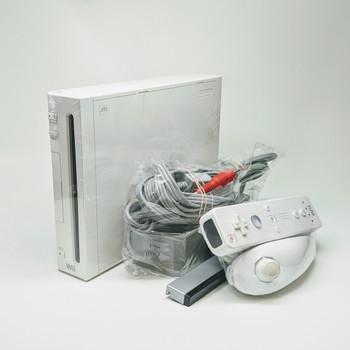 Nintendo Wii Console - White (USA) RVL-001