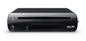 Nintendo Wii U Console - 32gb Black (USA)