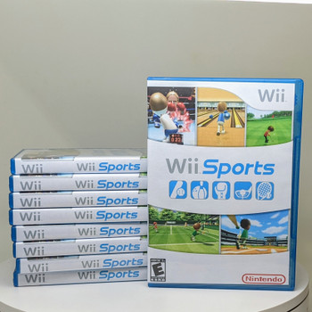 Wii Sports (Nintendo Wii) USED