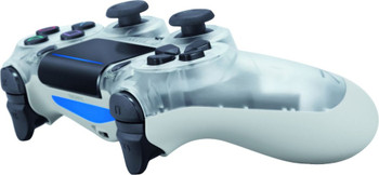 DualShock 4 Wireless Controller - Crystal (PlayStation 4)