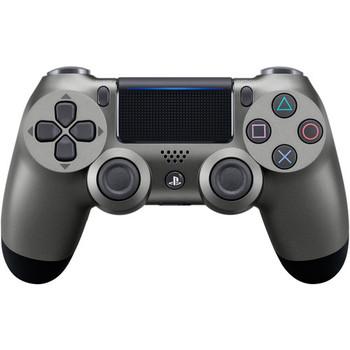 DualShock 4 Wireless Controller - Steel Black (PlayStation 4)