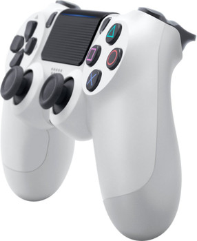 DualShock 4 Wireless Controller - Glacier White (PlayStation 4)