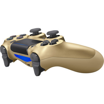 DualShock 4 Wireless Controller - Gold (PlayStation 4)