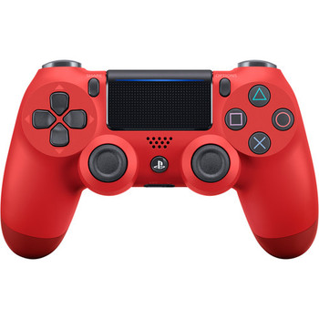 DualShock 4 Wireless Controller - Magma Red (PlayStation 4)