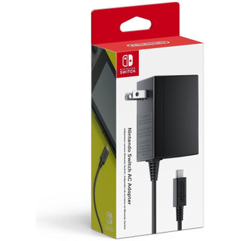 Nintendo Switch AC Adapter (Nintendo Switch)