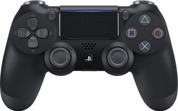 DualShock 4 Wireless Controller - Black (PlayStation 4)