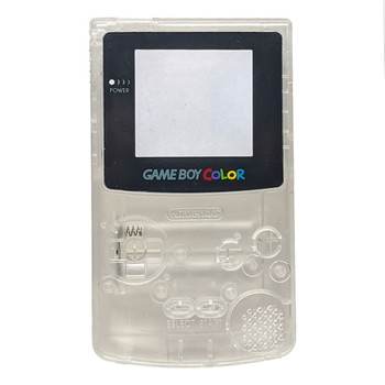GameBoy Color Replacement Shell - Clear (GBC)
