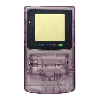 GameBoy Color Replacement Shell - Atomic Purple (GBC)