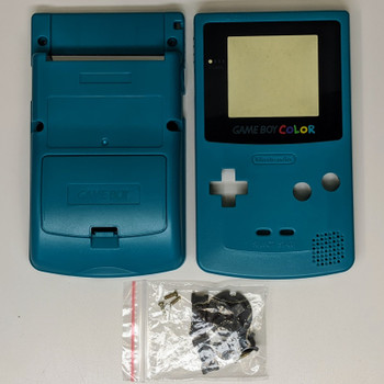 GameBoy Color Replacement Shell - Teal (GBC)