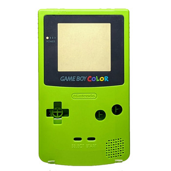 GameBoy Color Replacement Shell - Lime Green (GBC)