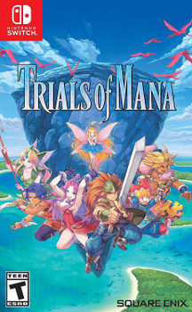 Trials of Mana [Nintendo Switch]