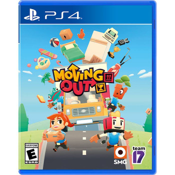 Moving Out [PlayStation 4]