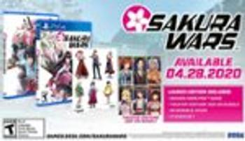 Sakura Wars Launch Edition [PlayStation 4]