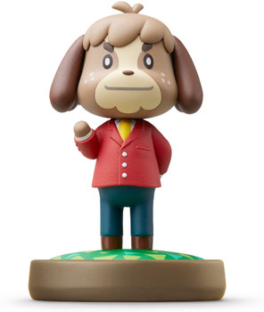 Digby (Animal Crossing) Amiibo  - Japan Import