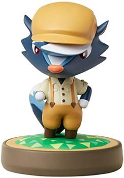 Kicks (Animal Crossing) Amiibo  - Japan Import