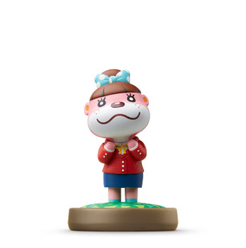 Lottie (Animal Crossing) Amiibo  - Japan Import