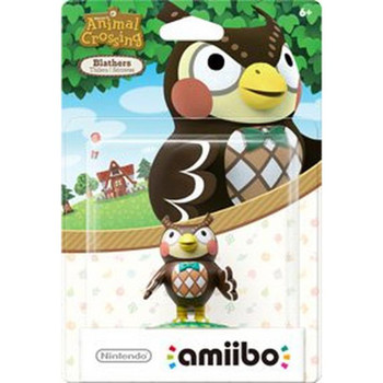 Blathers (Animal Crossing) Amiibo  - Japan Import