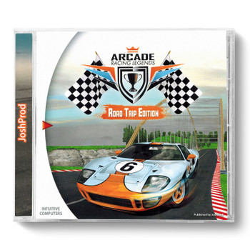 Arcade Racing Legends - Road Trip Edition (Sega Dreamcast) USA
