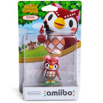 Celeste (Animal Crossing) Amiibo  - Japan Import