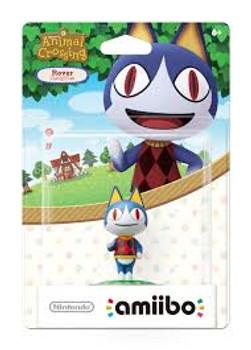 Rover (Animal Crossing) Amiibo  - Japan Import