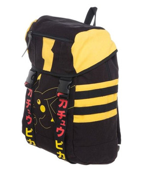 Pokemon - Pikachu Japanese Kanji Backpack