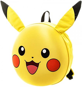 Pokemon - Pikachu 3D Molded Backpack