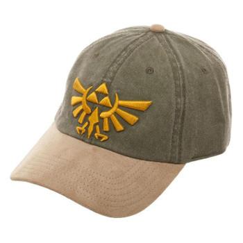 The Legend of Zelda  Hat with Suede Bill