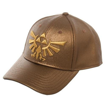 The Legend of Zelda - Gold Glitter Snapback