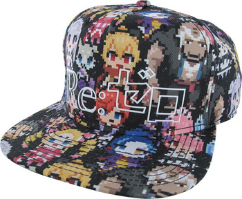 RE:Fate - 8 bit Character Snapback