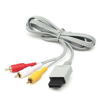 Nintendo Wii AV Composit Cable (Nintendo Wii)