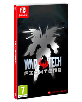 War Tech Fighters (Nintendo Switch)
