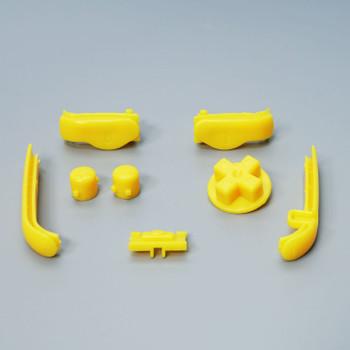 Gameboy Advance - Button & Bumper Set - YELLOW (GBA)