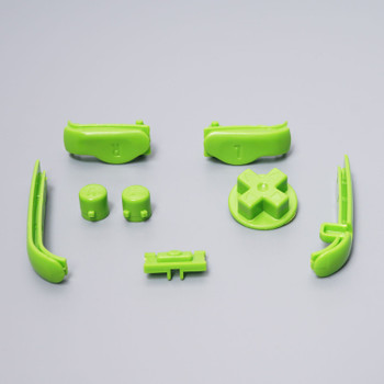 Gameboy Advance - Button & Bumper Set - GREEN (GBA)
