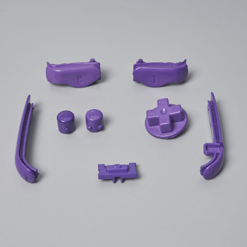 Gameboy Advance - Button & Bumper Set - PURPLE (GBA)