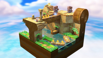 Captain Toad Treasure Tracker (Nintendo Wii U)