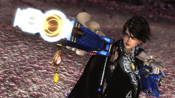 Bayonetta 2 (Nintendo Wii U)