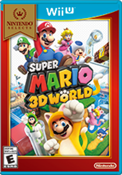 Super Mario 3D World (Nintendo Wii U)