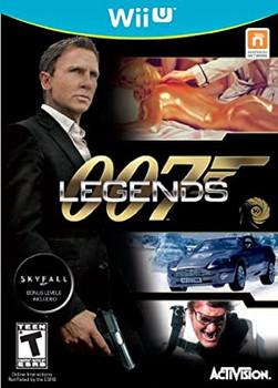 007 Legends (Nintendo Wii U)