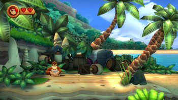 Donkey Kong Country Tropical Freeze (Nintendo Wii U)