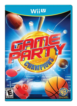 Game Party Champions (Nintendo Wii U)