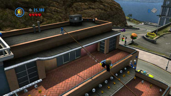 Lego City Undercover (Nintendo Wii U)