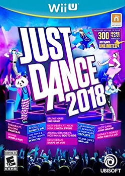 Just Dance 2018 (Nintendo Wii U)