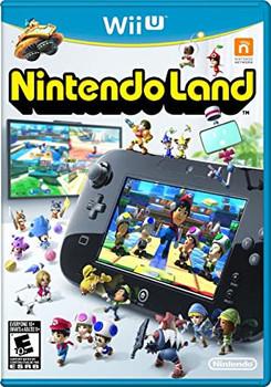 Nintendo Land (Nintendo Wii U)