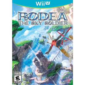Rodea the Sky Soldier (Nintendo Wii U)