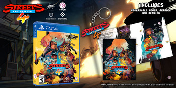 Streets of Rage 4 (PlayStation4)