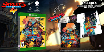 Streets of Rage 4 (XboxOne)