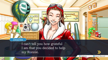 Phoenix Wright: Ace Attorney Trilogy (Nintendo Switch) [ENGLISH Multi-Language]