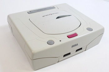 Sega Saturn System - MODEL 2 - WHITE (Sega Saturn) JAPAN