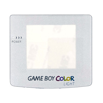 GameBoy Color TFT GLASS LENS - SILVER (GBC)