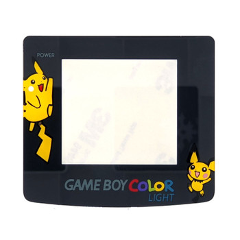 GameBoy Color TFT GLASS LENS - Pkmn 1 (GBC)